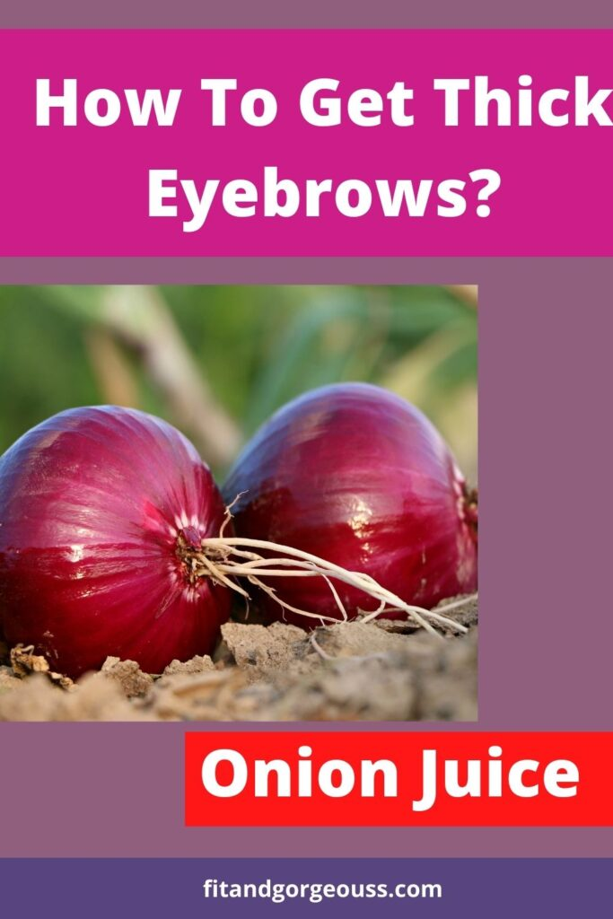 How To Get Thick Eyebrows?
