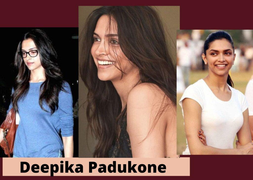 Deepika padukone Bollywood Actresses Without Makeup Pictures