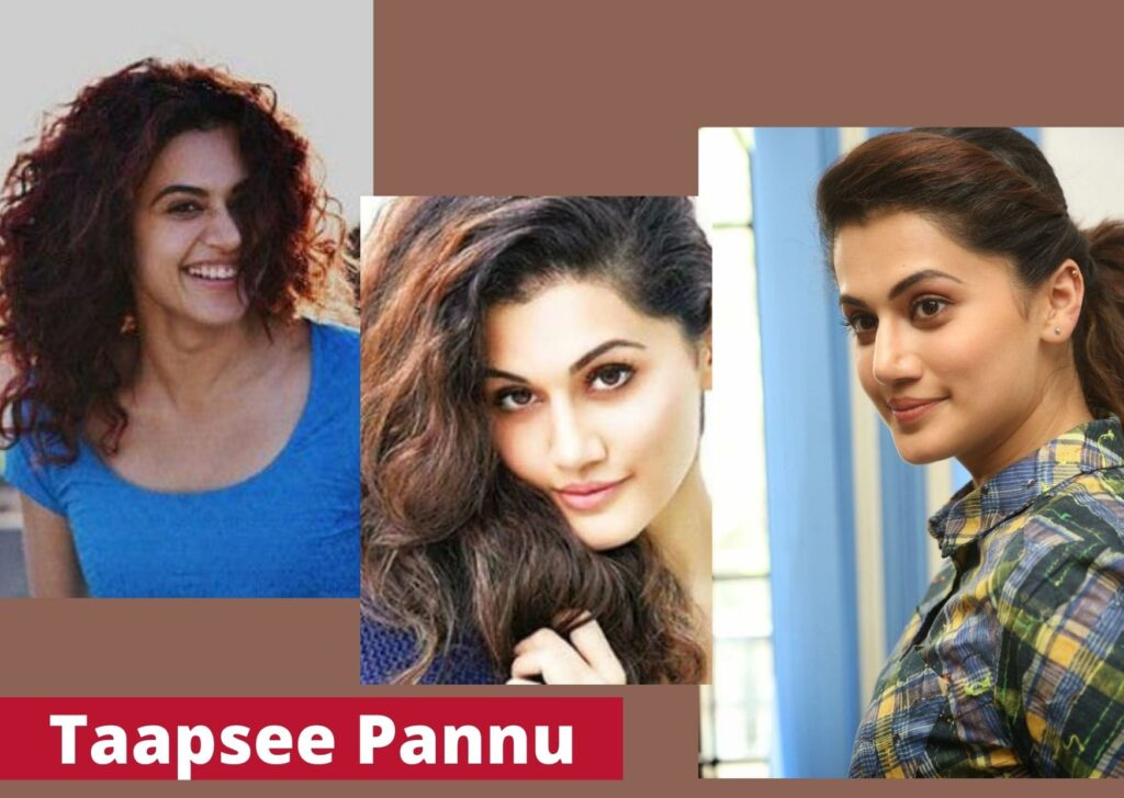 taapsee pannu Bollywood Actresses Without Makeup Pictures